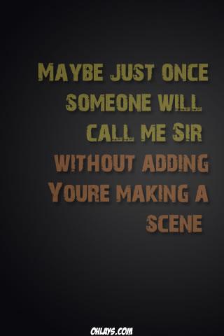 Sir You