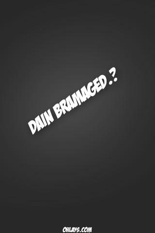 Dain Bramaged iPhone Wallpaper
