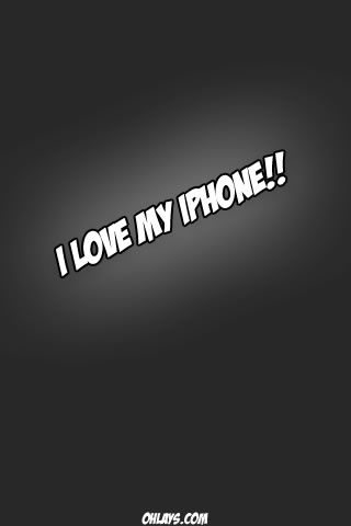 Love iPhone Wallpaper