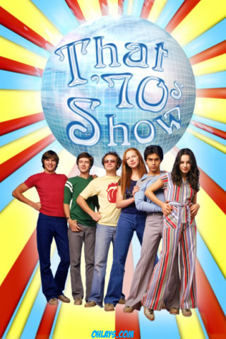 That 70s Show iPhone Wallpaper