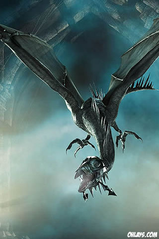 Dragon iPhone Wallpaper