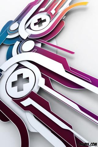Colors iPhone Wallpaper