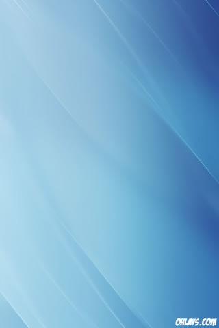 Blue iPhone Wallpaper