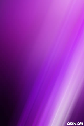 Purple Blur iPhone Wallpaper