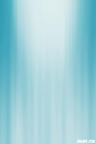 Blue Blur iPhone Wallpaper