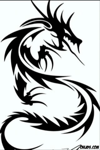 Dragon iPhone Wallpaper