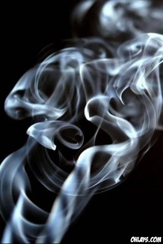 Smoke iPhone Wallpaper