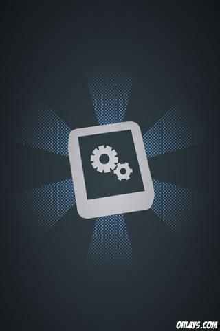 Gears iPhone Wallpaper