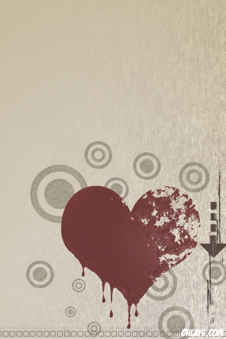 Heart iPhone Wallpaper