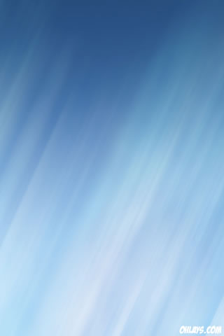 Blue Blur iPhone Wallpaper