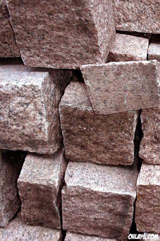 Bricks iPhone Wallpaper