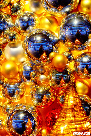 Balls iPhone Wallpaper