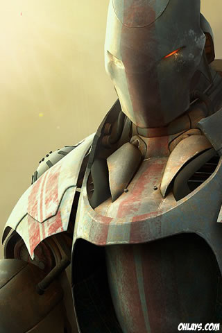 Robot iPhone Wallpaper