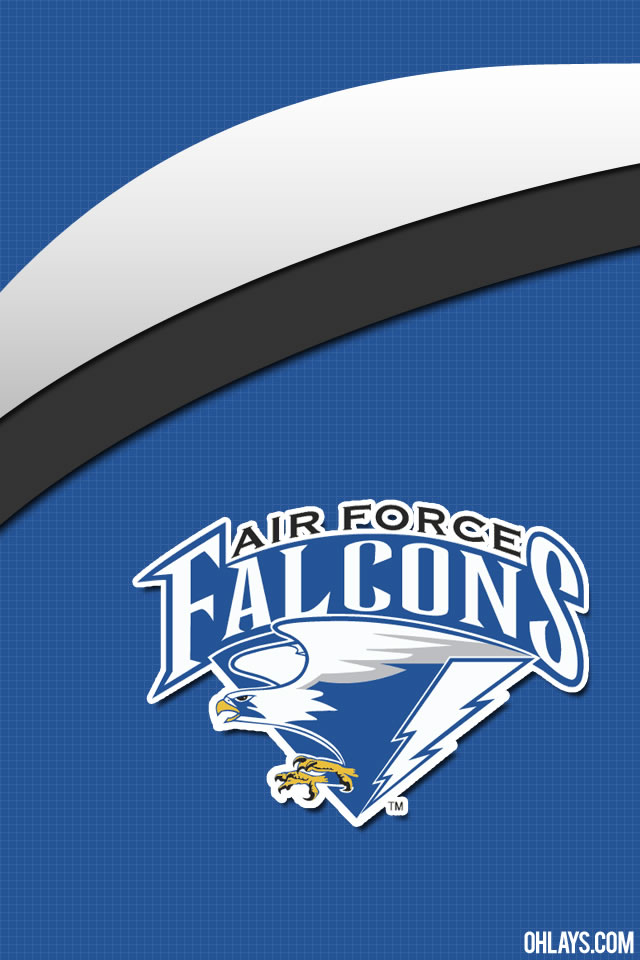 Air Force Falcons iPhone Wallpaper