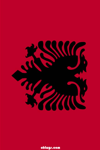 Albania iPhone Wallpaper