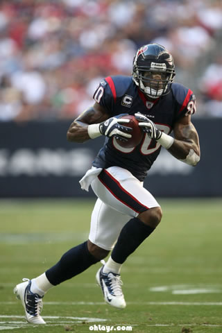 Andre Johnson iPhone Wallpaper