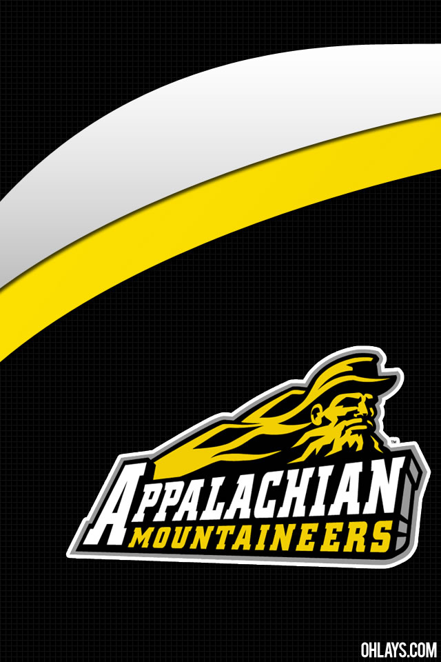 Appalachian Mountaineers iPhone Wallpaper