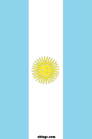 Argentina iPhone Wallpaper