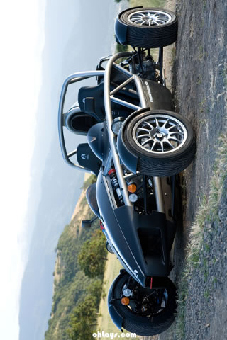 Ariel Atom iPhone Wallpaper
