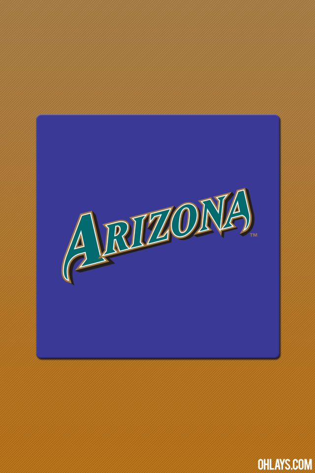 Arizona Diamondbacks iPhone Wallpaper