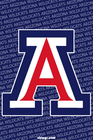 Arizona Wildcats iPhone Wallpaper
