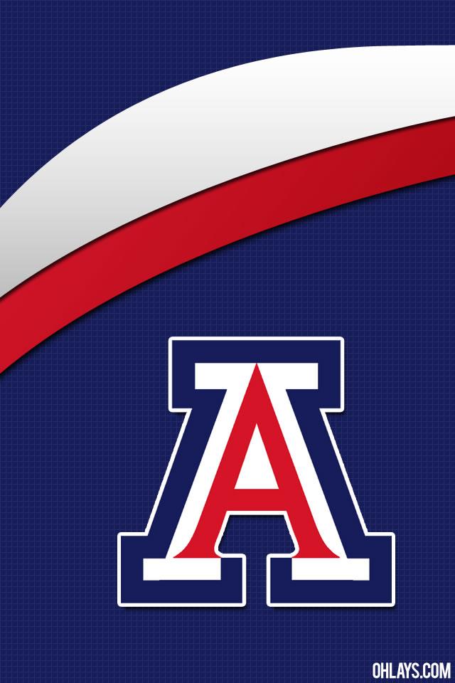 Arizona Wildcats iPhone Wallpaper