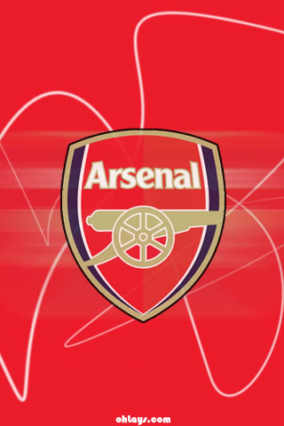 Arsenal iPhone Wallpaper