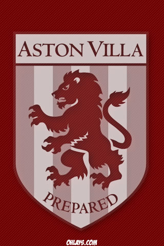 Aston Villa iPhone Wallpaper
