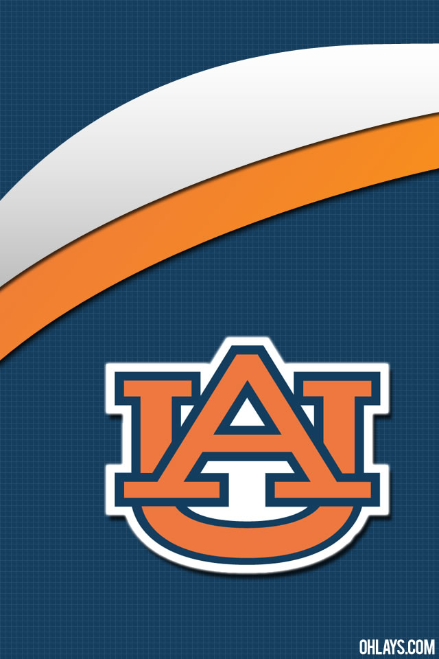 Auburn Tigers iPhone Wallpaper