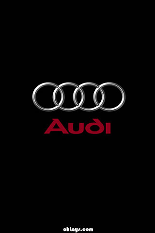 Audi iPhone Wallpaper 3725 ohLays