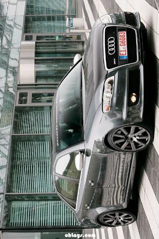 Audi RS4 iPhone Wallpaper