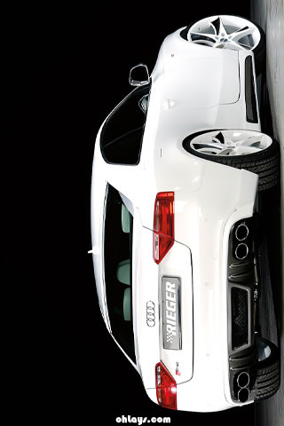 Audi S5 iPhone Wallpaper