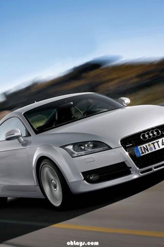 Audi TT iPhone Wallpaper