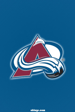 colorado avalanche wallpapers. Colorado Avalanche iPhone Wallpaper
