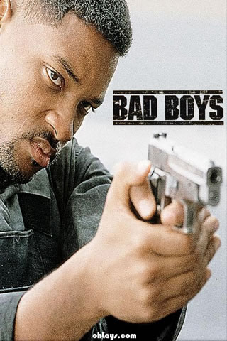 Bad Boys iPhone Wallpaper