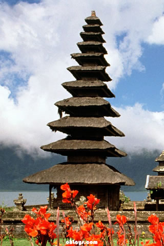 Bali iPhone Wallpaper