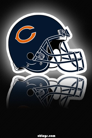 Chicago Bears iPhone Wallpaper | #452