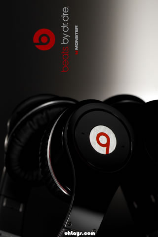 Beats iPhone Wallpaper