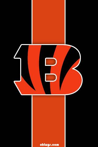 Cincinnati Bengals iPhone Wallpaper