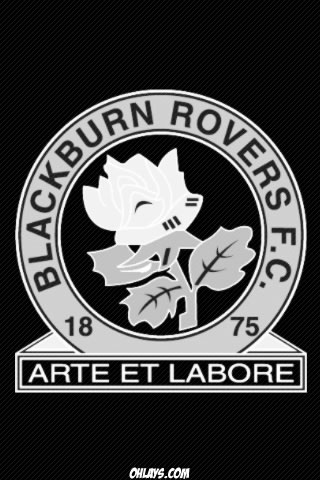 Blackburn iPhone Wallpaper