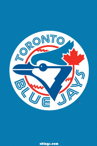 Toronto Blue Jays iPhone Wallpaper