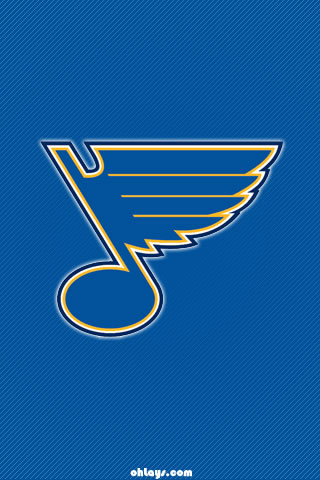 st louis blues iphone wallpaper 1127 ohlays