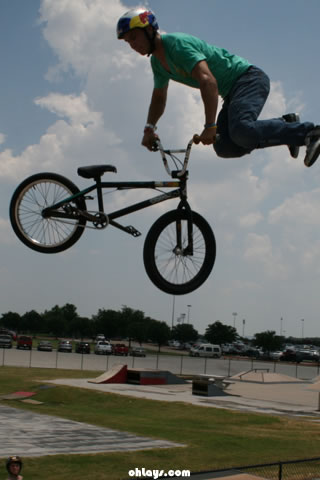 BMX iPhone Wallpaper