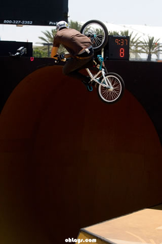 BMX Park iPhone Wallpaper
