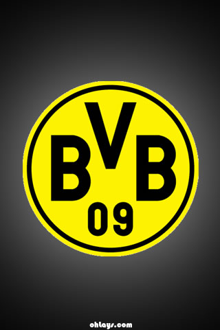 Borussia Dortmund iPhone Wallpaper
