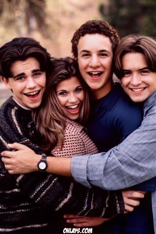 Boy Meets World iPhone Wallpaper