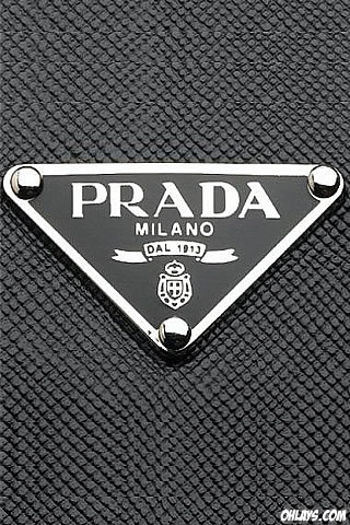 Prada iPhone Wallpaper