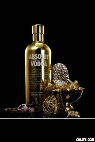 Absolut iPhone Wallpaper