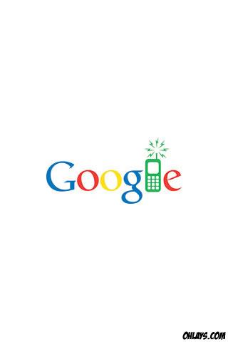 Google iPhone Wallpaper