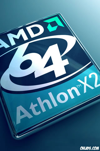 AMD iPhone Wallpaper